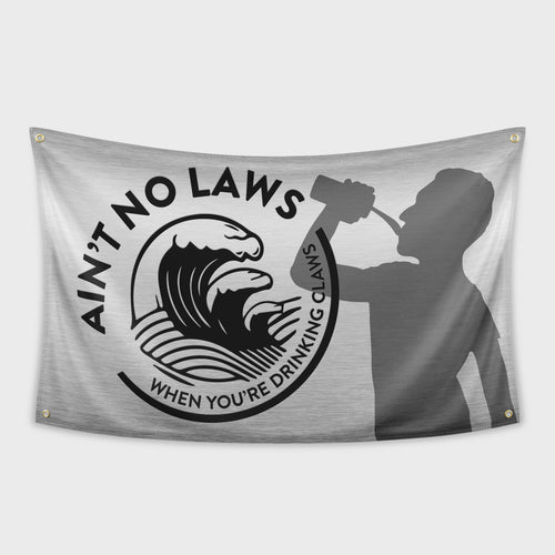 No Laws Flag