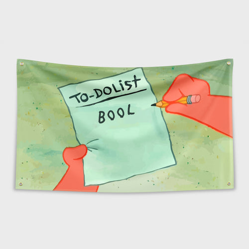 To Do List Bool Flag