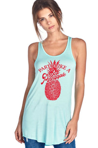 Party Like A Pineapple Tank
