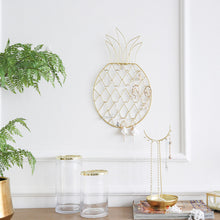 Load image into Gallery viewer, Pineapple Jewelry Organizer Display Rack
