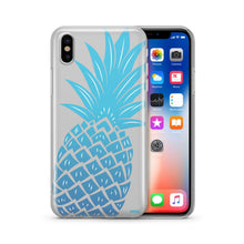 Load image into Gallery viewer, Big Pineapple Clear Phone Case Cover