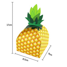 Load image into Gallery viewer, Pineapple Gift Boxes - Set of 10