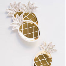 Load image into Gallery viewer, Pineapple Paper Plates