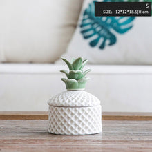 Load image into Gallery viewer, Pineapple Storage Jar - Small