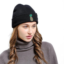 Load image into Gallery viewer, Pineapple Beanie