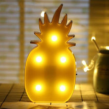 Load image into Gallery viewer, Pineapple LED Desk Lamp