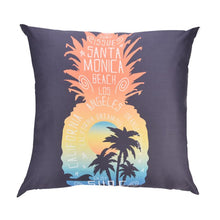 Load image into Gallery viewer, Pineapple Print Pillowcase