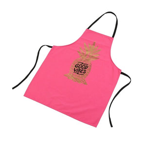 Pineapple Canvas Apron
