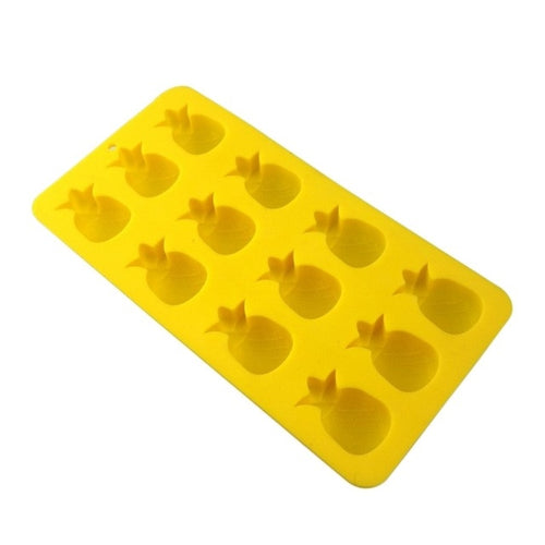 Pineapple Ice Cube Cake Mold