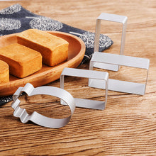 Load image into Gallery viewer, Pineapple Stainless Steel Cookie Cutter