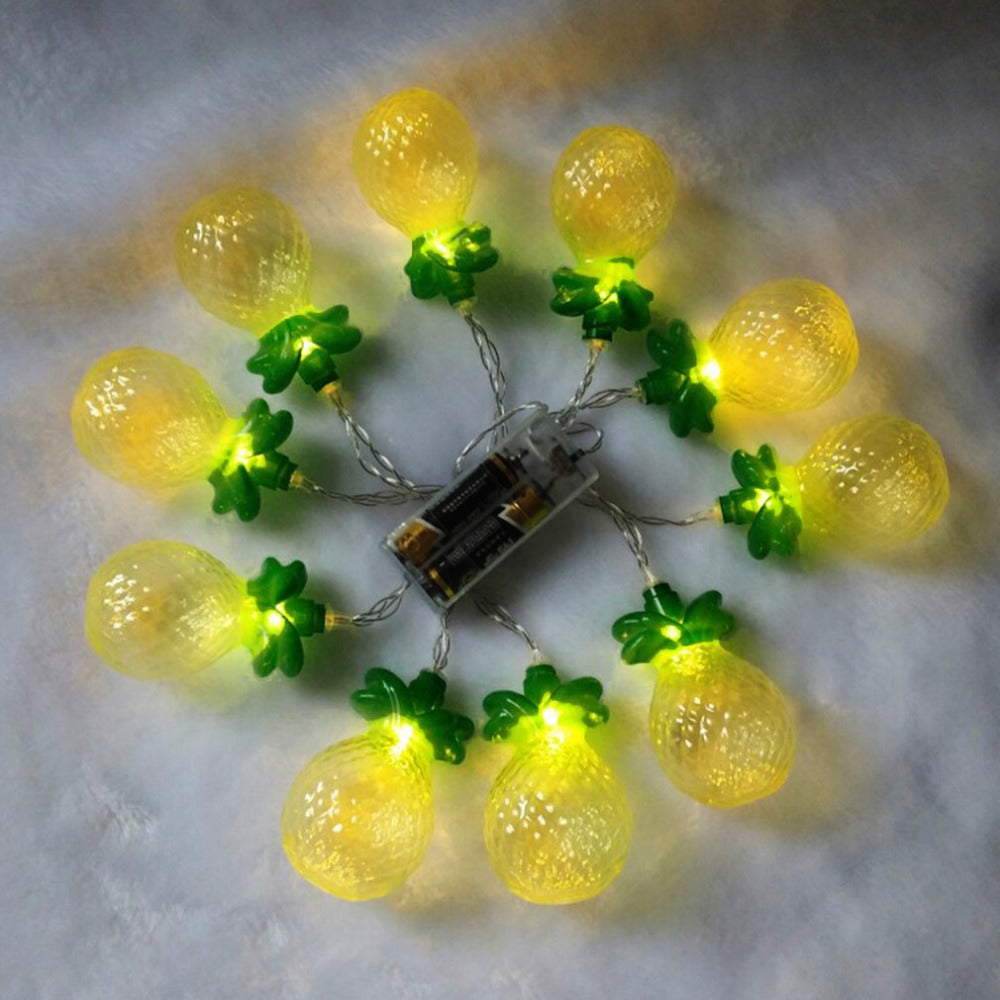 Pineapple LED Light Set