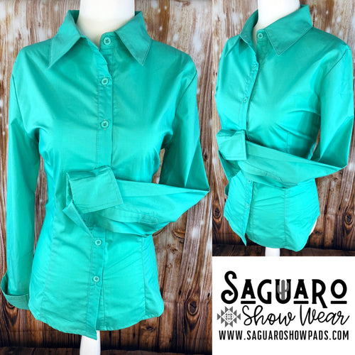Saguaro Show Wear - MINT BLUE