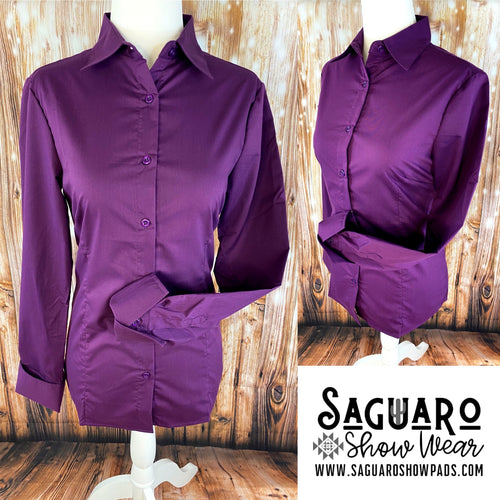 Saguaro Show Wear - PURPLE