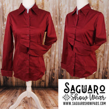 Load image into Gallery viewer, Saguaro Show Wear - BURGUNDY