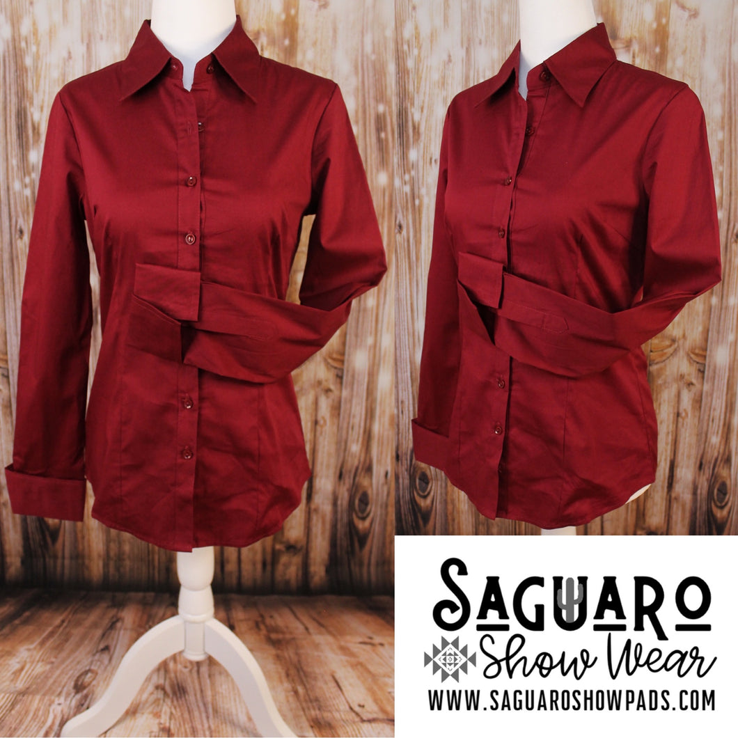 Saguaro Show Wear - BURGUNDY