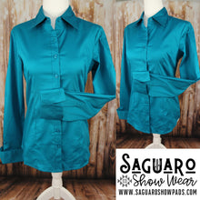 Load image into Gallery viewer, Saguaro Show Wear - TRUE TEAL