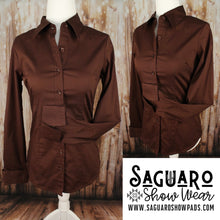 Load image into Gallery viewer, Saguaro Show Wear - CHOCOLATE