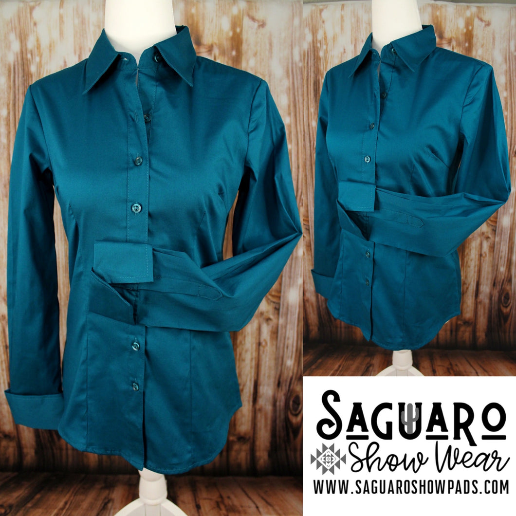 Saguaro Show Wear - DEEP TEAL