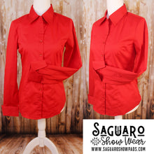 Load image into Gallery viewer, Saguaro Show Wear - SHOW RED