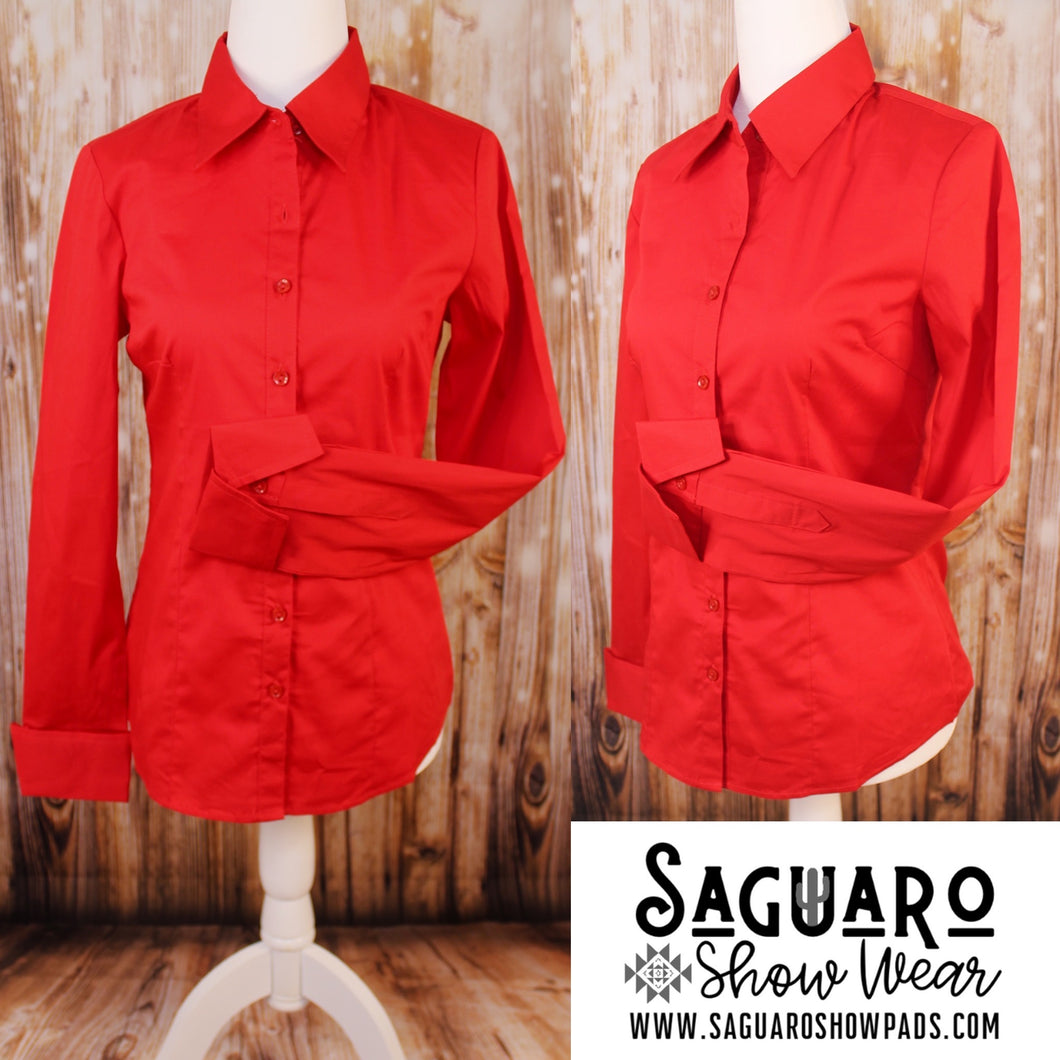 Saguaro Show Wear - SHOW RED