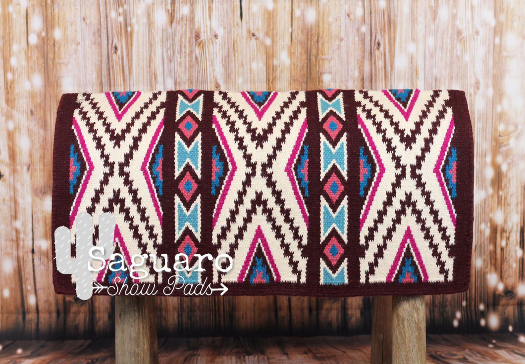"""X-Factor"" (BURGUNDY) Ranch Pad - Re-Order"