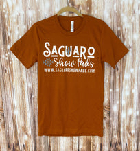 Load image into Gallery viewer, Saguaro Tee (Rust)