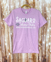 Load image into Gallery viewer, Saguaro Tee (Lilac)