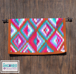"#1088 ""Patchwork"" Ranch Pad - Re-Order"