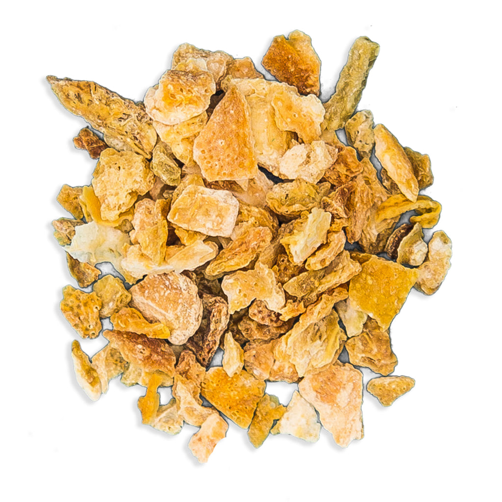 JustIngredients Lemon Peel - coarse cut