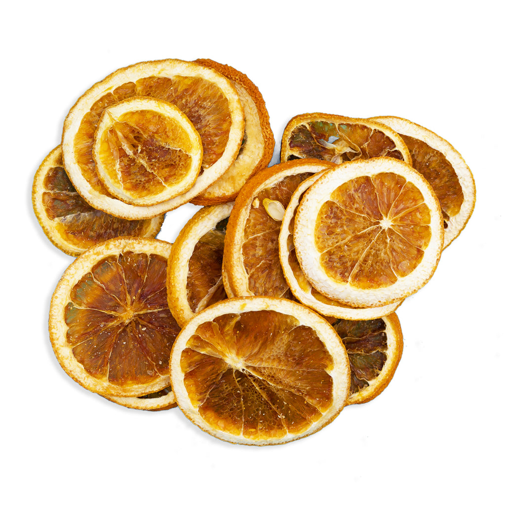 JustIngredients Orange Slices Dried