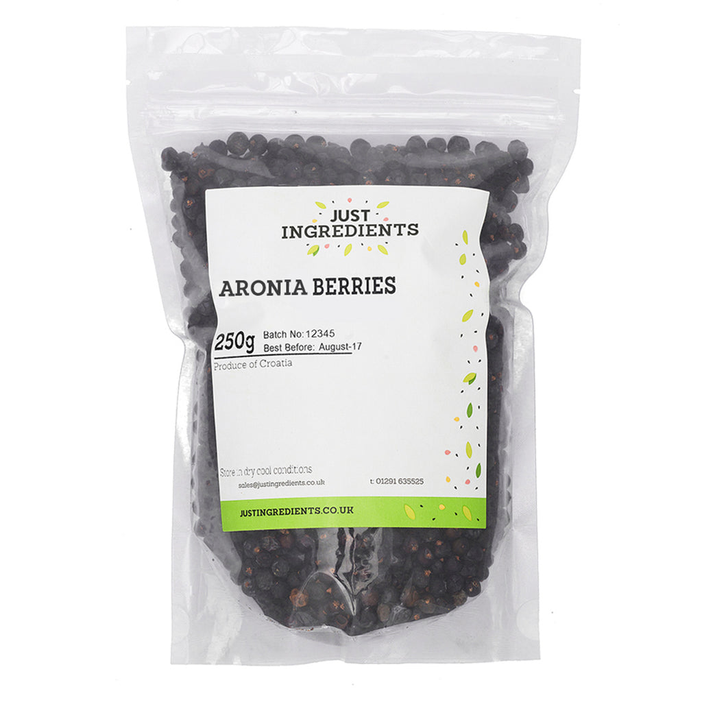 JustIngredients Aronia (Choke) Berries