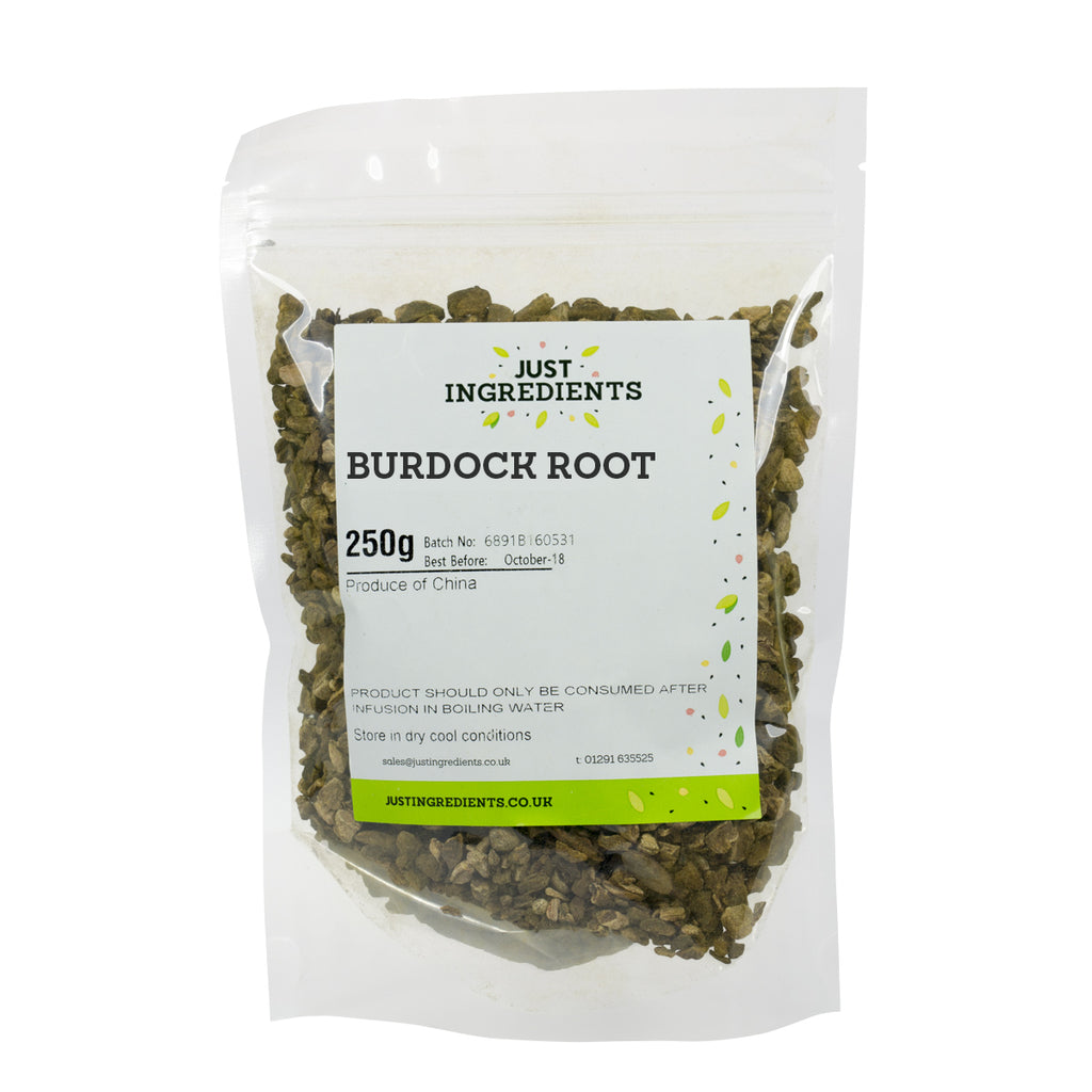 JustIngredients Burdock Root