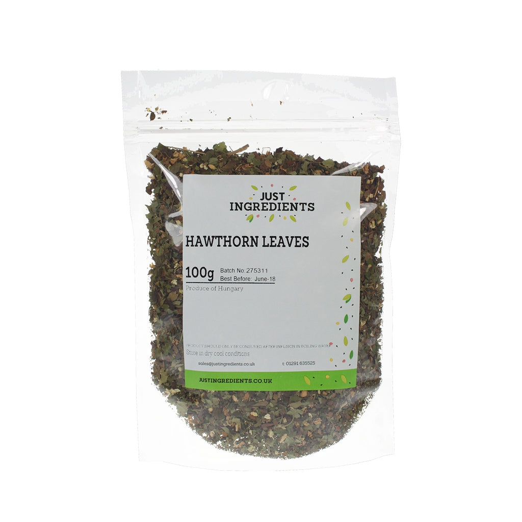 JustIngredients Hawthorn Leaves