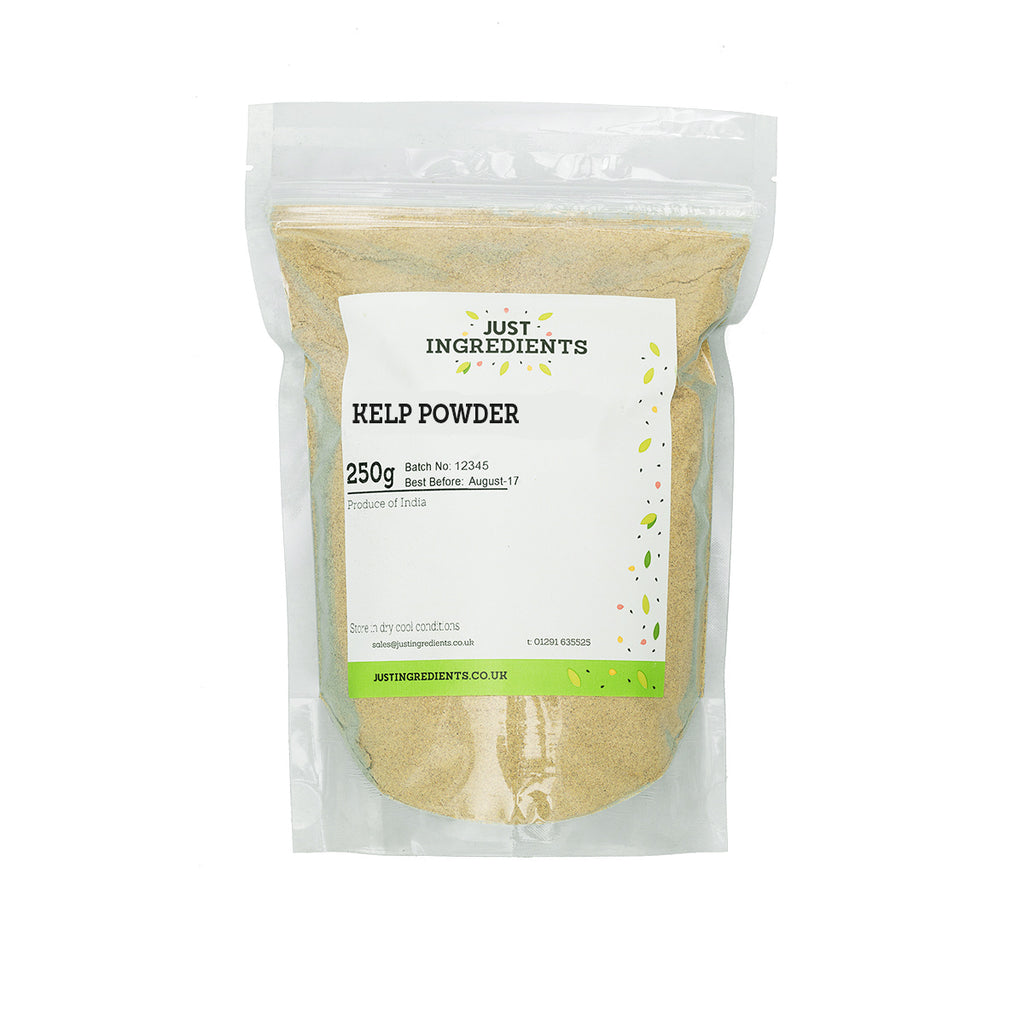 JustIngredients Kelp Powder