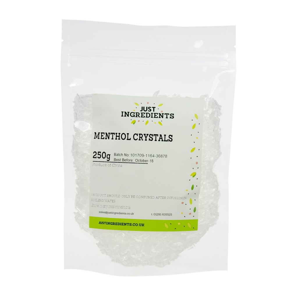 JustIngredients Menthol Crystals