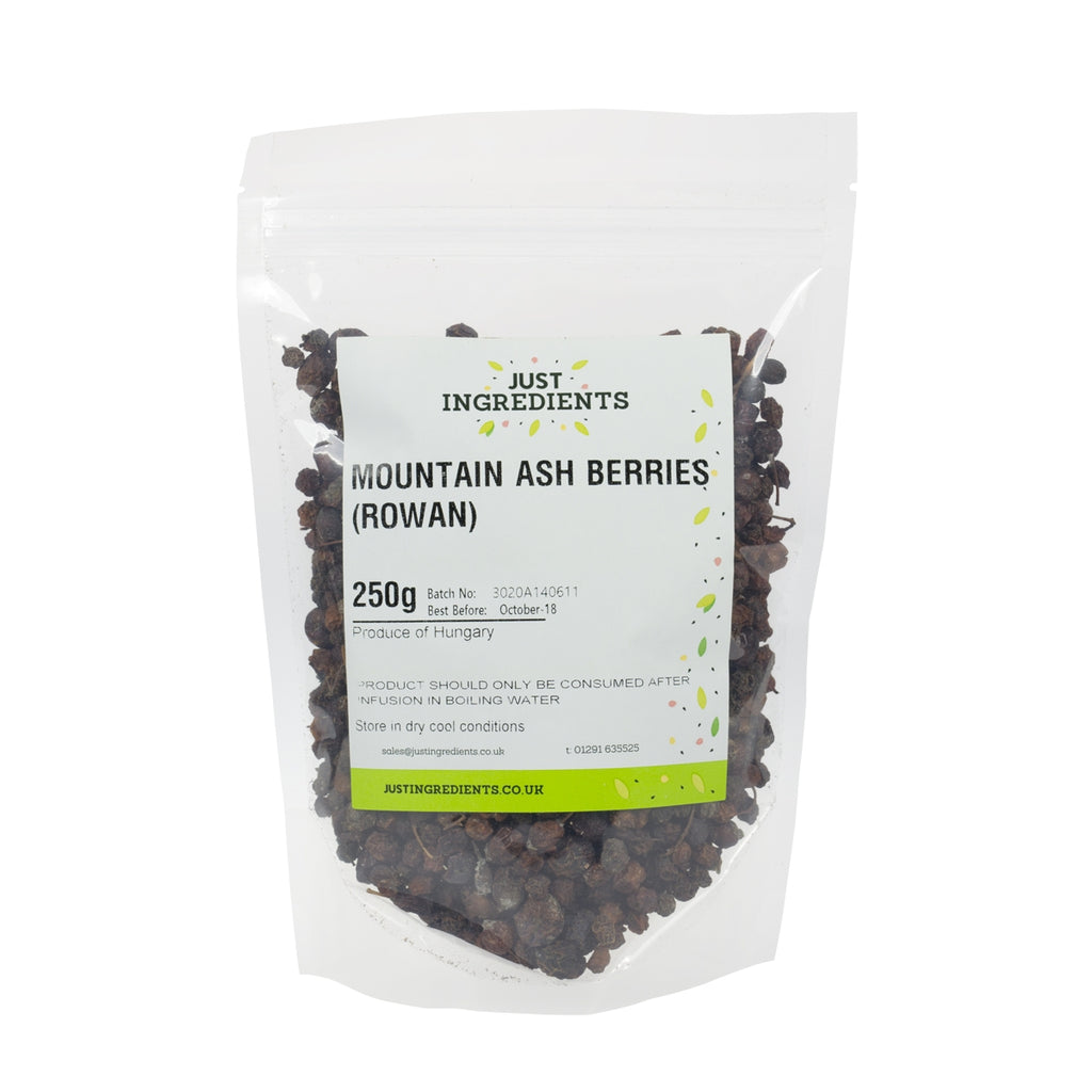 JustIngredients Mountain Ash Berries (Rowan)