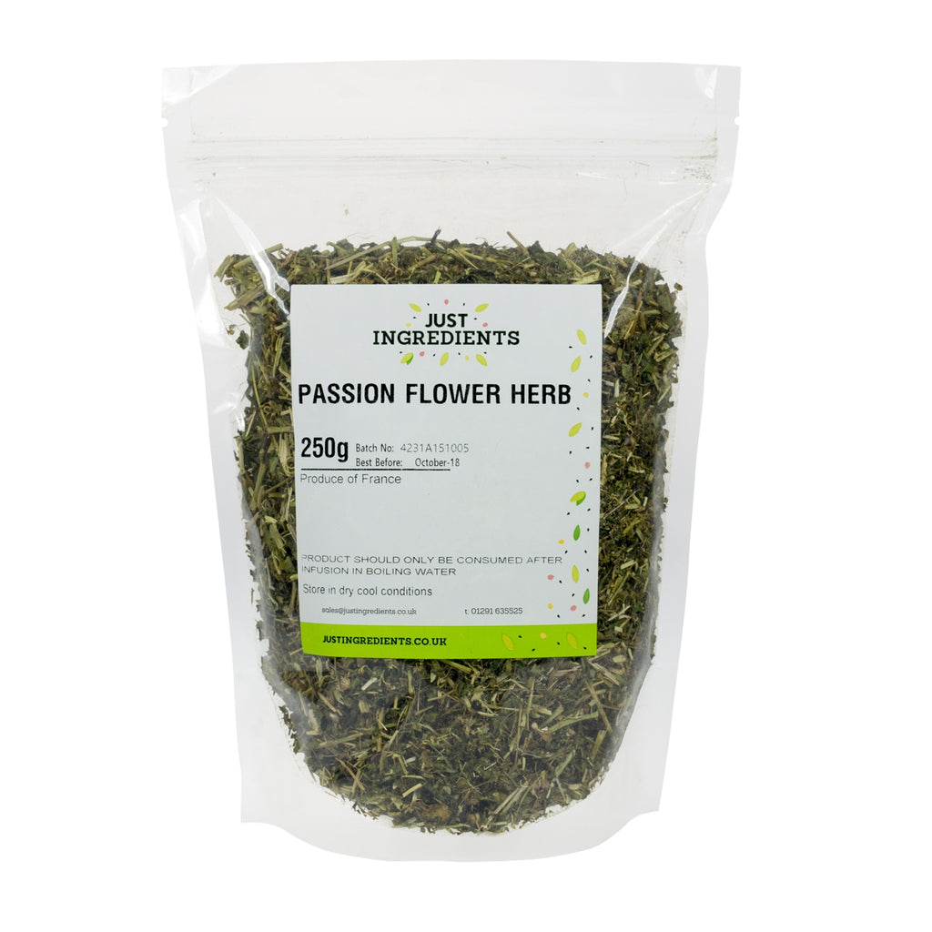 JustIngredients Passion Flower Herb