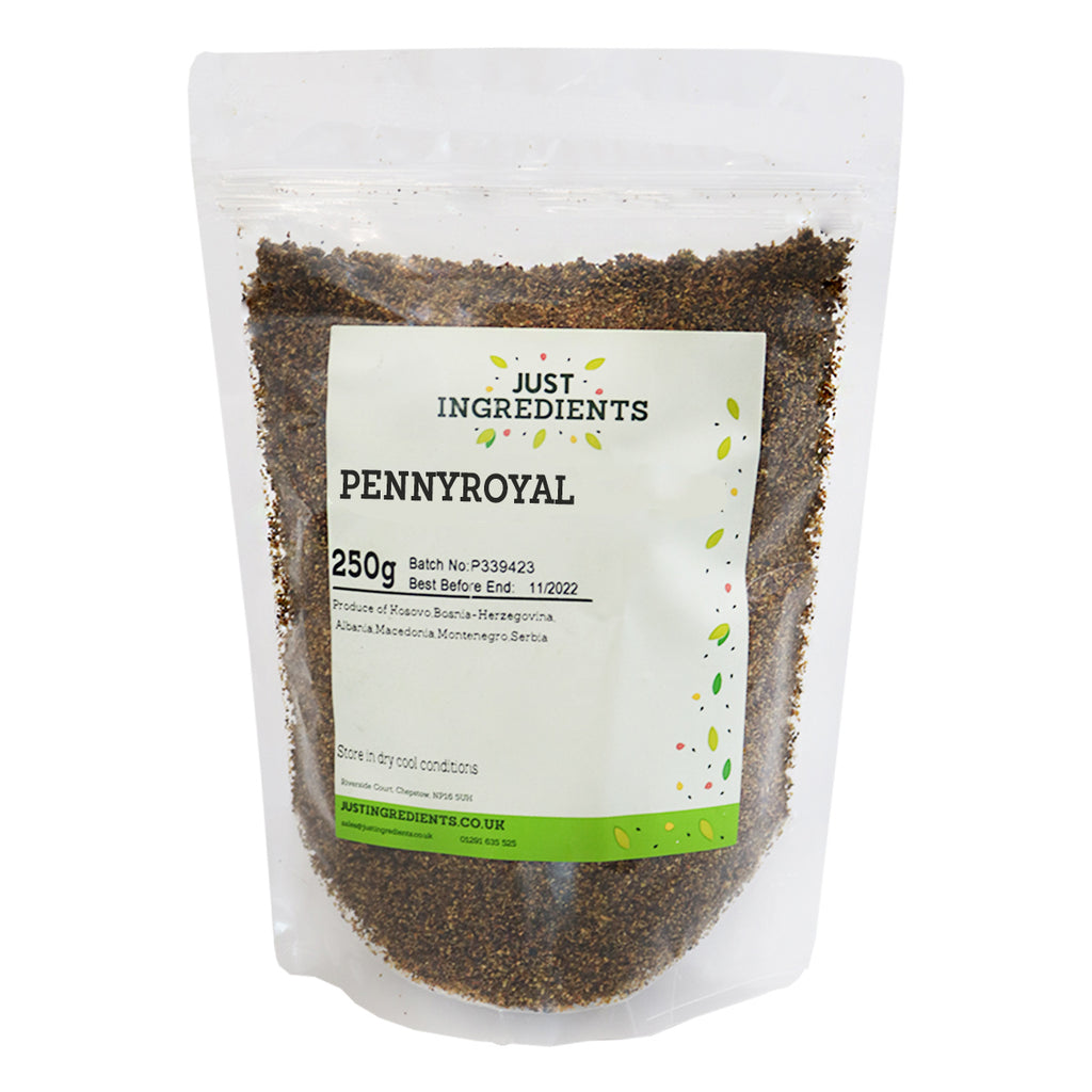 JustIngredients Pennyroyal