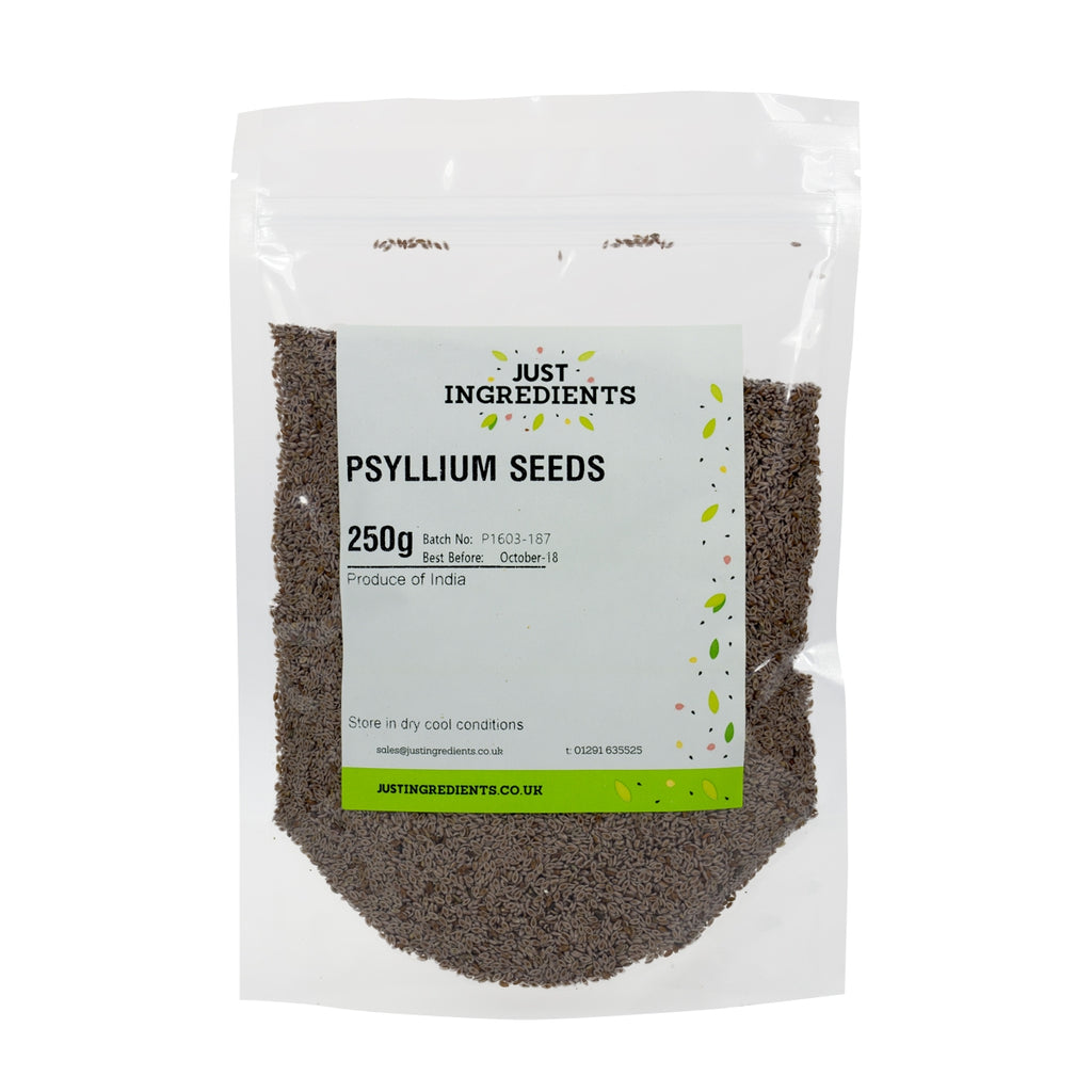 JustIngredients Psyllium Seeds