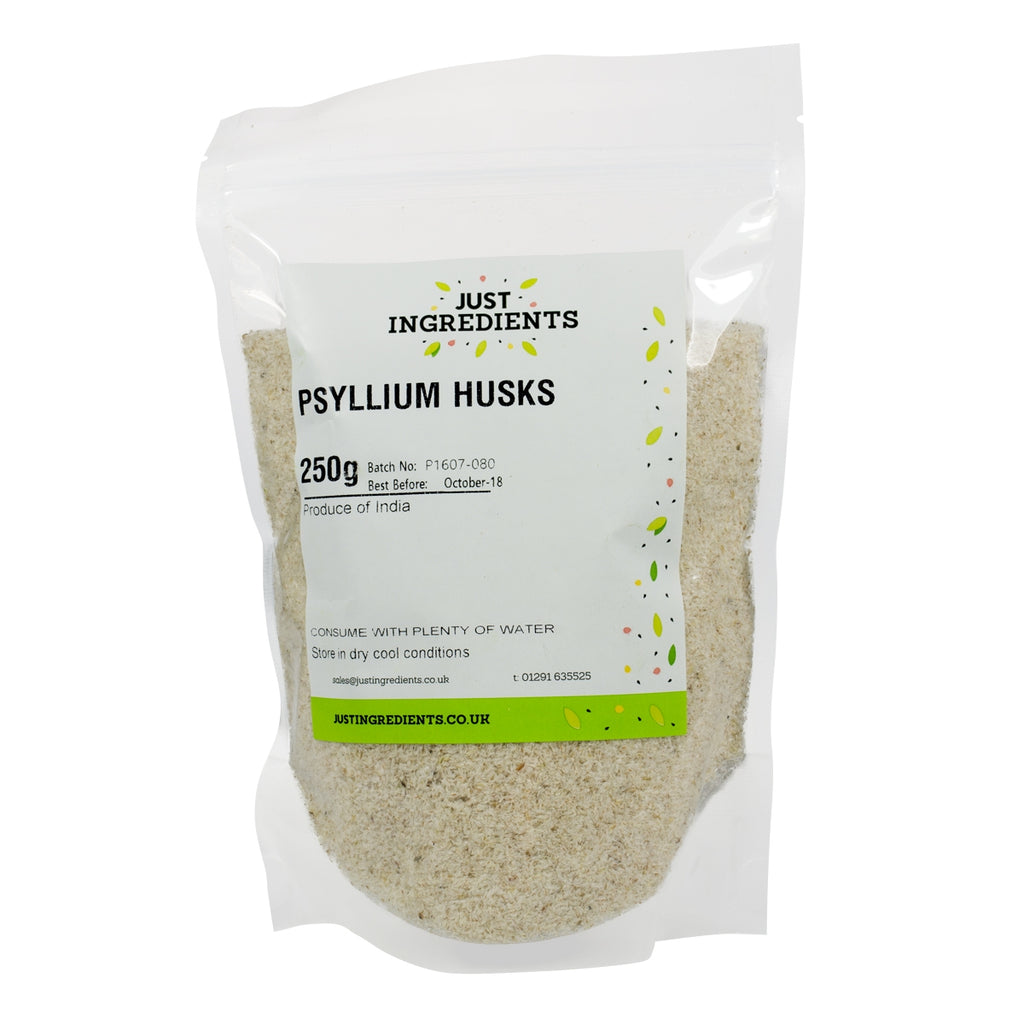 JustIngredients Psyllium Husks