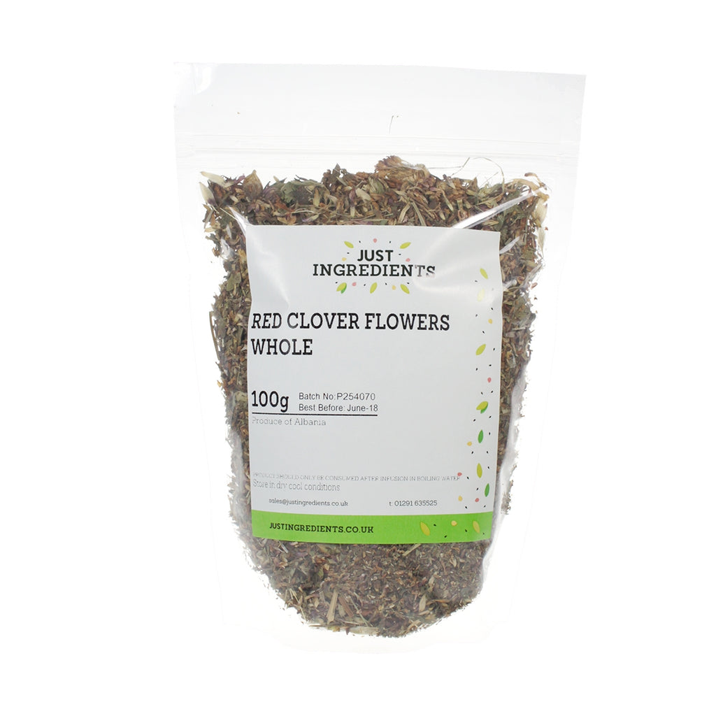JustIngredients Red Clover Flowers