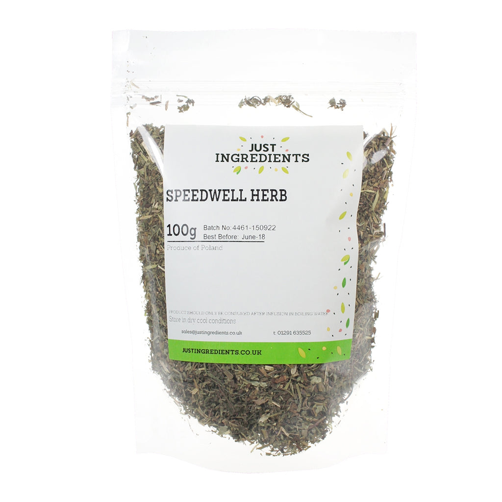JustIngredients Speedwell Herb
