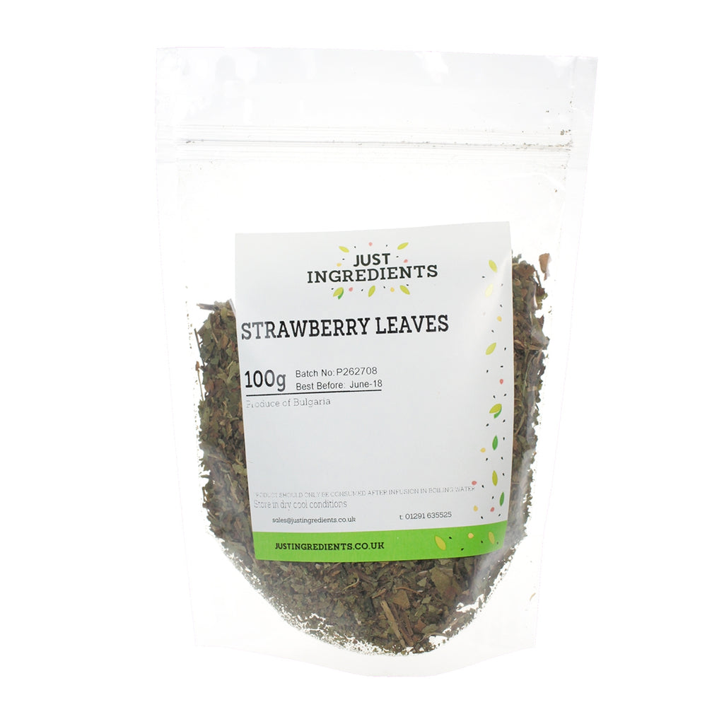 JustIngredients Strawberry Leaves