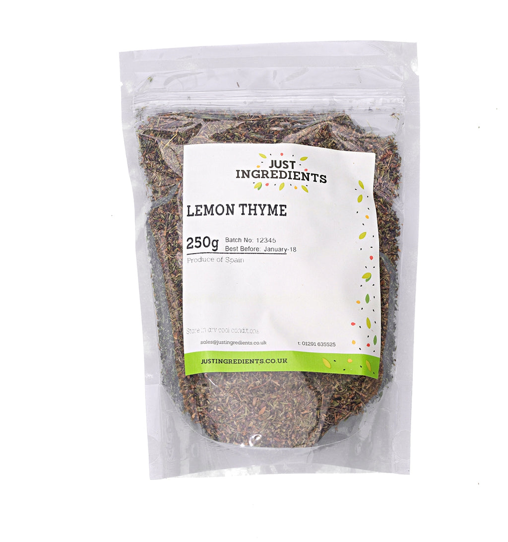 JustIngredients Lemon Thyme