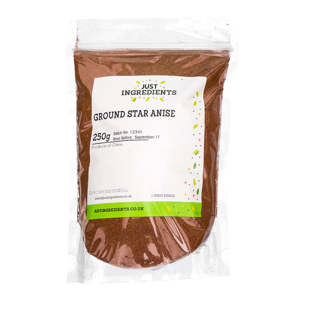 JustIngredients Star Anise Ground