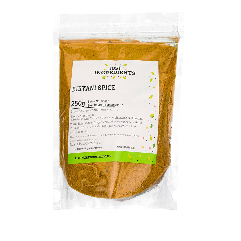 JustIngredients Biryani Spice Blend