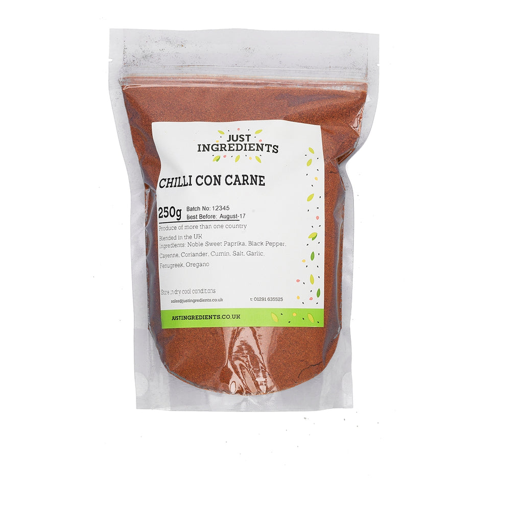 JustIngredients Chilli Con Carne Spice Blend