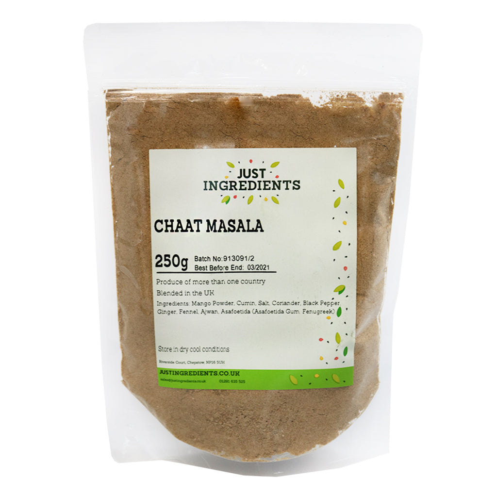 JustIngredients Chaat Masala Spice Blend