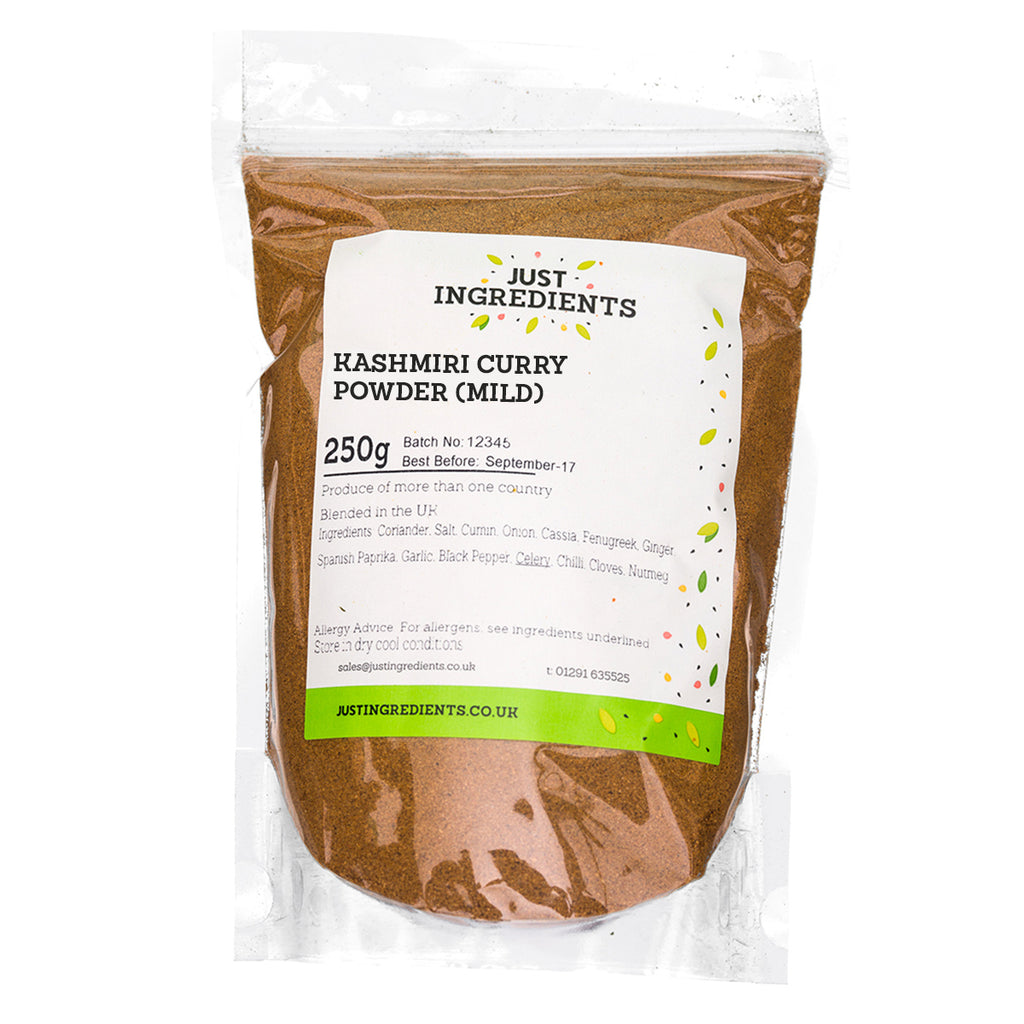 JustIngredients Kashmiri Curry Powder (Mild)