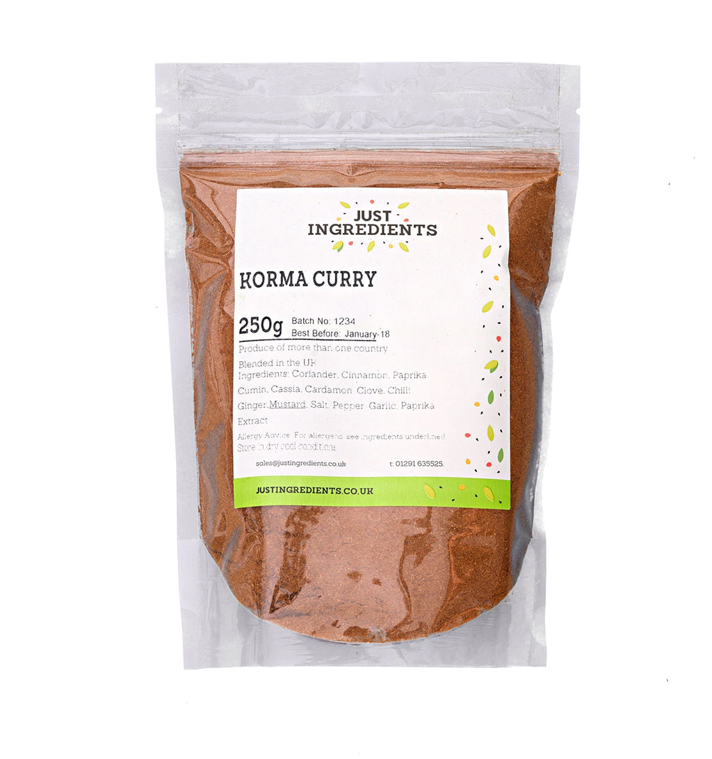 JustIngredients Korma Curry Powder